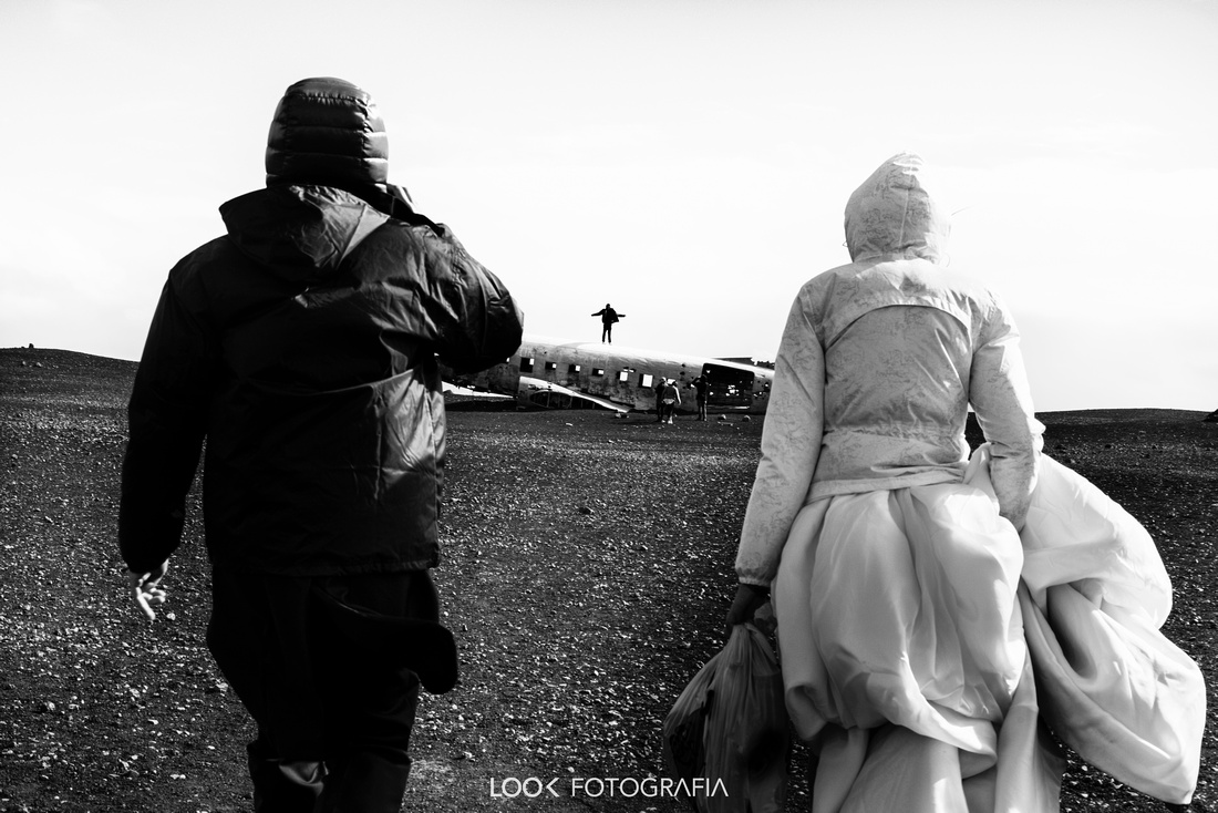 Best wedding photographer Iceland