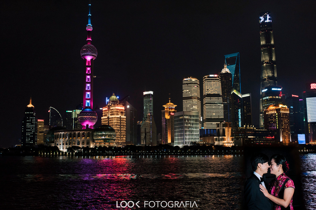 Pudong Shanghái Wedding Photography