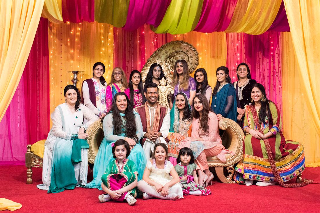 Pakistani Wedding Photographer