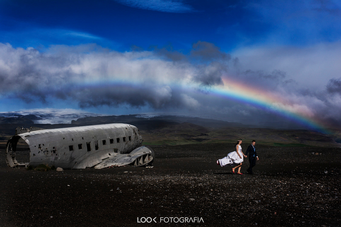 Best wedding photographer Iceland