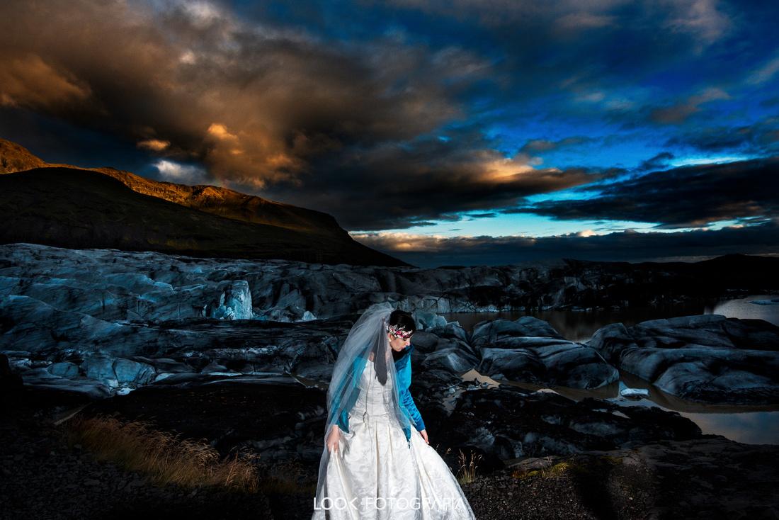 Vatnajökull Wedding Photography Iceland