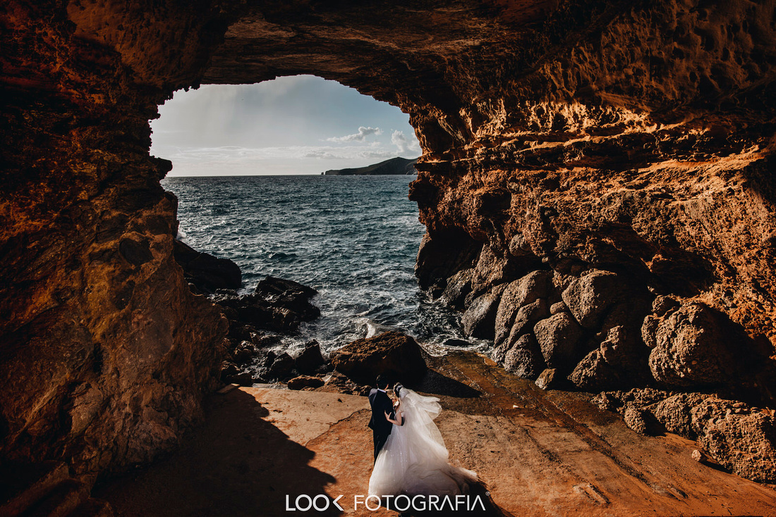 Korean Wedding Photography Ibiza